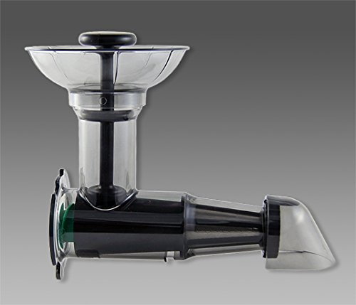 Champion Juicer - Greens Attachment - Grind Wheatgrass and Other Leafy Greens