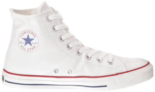 Unbleached Uppers Chuck Style Top Classic Star Canvas in Unisex Color Taylor and Durable White High All Converse Sneakers Casual and qP5UfwTP
