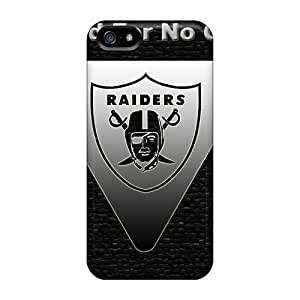 Iphone 5/5s TJa15758qgMI Customized Nice Oakland Raiders Pictures Shock Absorbent Hard Cell-phone Cases -KennethKaczmarek