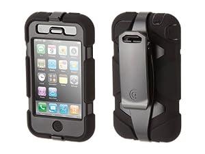 Griffin Black Survivor All Terrain iPhone dp BYAMYI