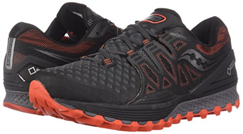 Chaussures GTX® 2 ISO gris homme Xodus rouge qwav6Oq