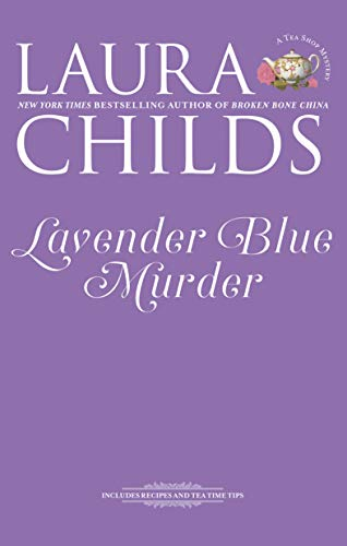 (Lavender Blue Murder (A Tea Shop Mystery))