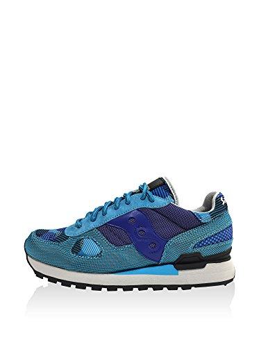 Saucony Originals Sneaker Shadow O W Kyoto Azzurro/Blu Indaco EU 41 (US 9.5)