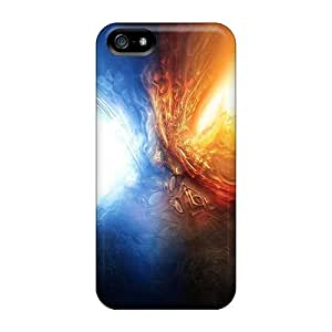 Flexible Tpu Back Cases Covers For Iphone - 5/5s