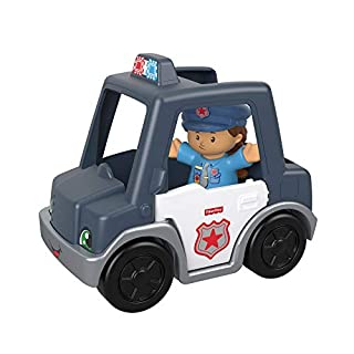 Fisher-Price Little People Helping Others Police Car