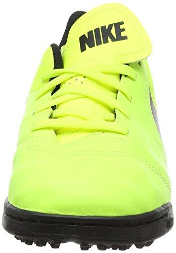 Nike Unisex-Kinder Tiempox Legend Vi Tf Fußballschuhe Gelb (Volt/black Volt)