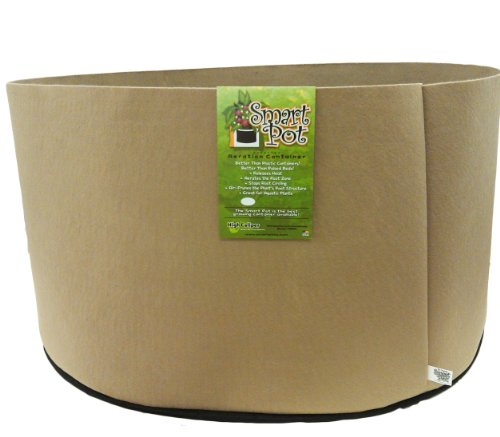 Smart Pots Soft Sided Container  Squat Size