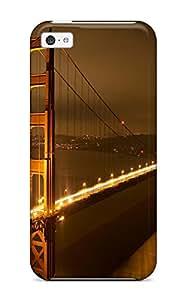 High Quality Jaime Olvera Amazing Bridge Skin Case Cover Specially Designed For Iphone - 5c