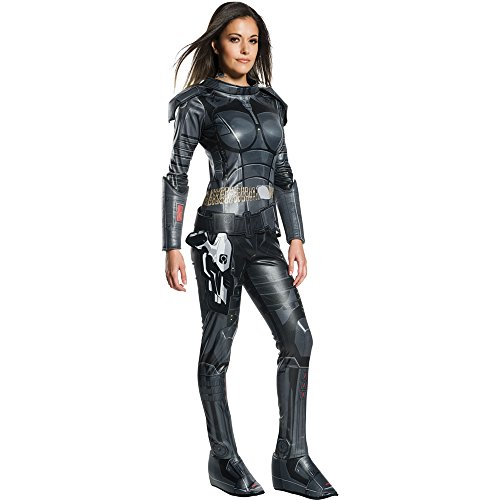Rubie's Valerian and the City of a Thousand Planets Adult Deluxe Laureline Costume, Small]()