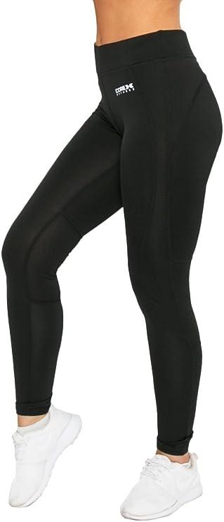 Corex Fitness Power Womens Long Training Tights Black