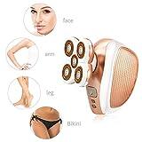 Best Leg Shaver For Women - Women's Painless Hair Remover for Leg Electric Shaver Review