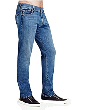 Men's Geno No Flap Relaxed Slim Fit (D)Hydrate Jeans in Desert Palms
