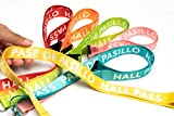 Hall Pass Lanyards for Teachers, Students and