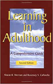 learning in adulthood merriam pdf