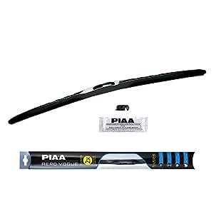 "PIAA 96155 Aero Vogue Silicone Wiper Blade - 22"" 550mm (Pack of 1)"
