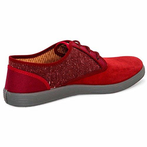 Zapato Sisto Combi2 Burdeos de Maians - Size - 40
