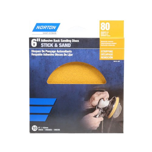 ALI INDUSTRIES 50131-038 6 80G Gold Disc 10 Pack