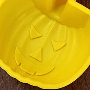 Halloween Pumpkin Silicon Cake Mould Cake Decorating Baking Tools