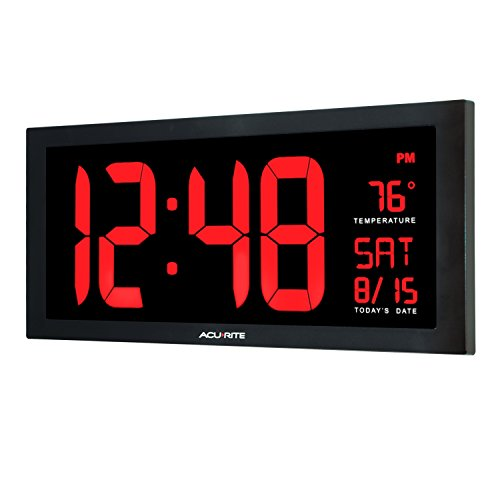 The 8 best digital clocks with large display