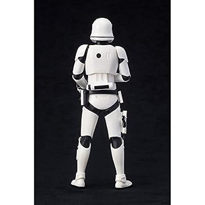 Kotobukiya Star Wars Episode 7 The Force Awakens First Order Stormtrooper ArtFX+ Statue: Toys & Games