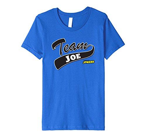 Joe Kids T-shirt - Kids Throwback Team