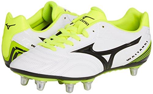 Homme Blanc Ps Waitangi De blanc Bottes Pour Rugby Jaune Mizuno Noir WOYxnd0HPx