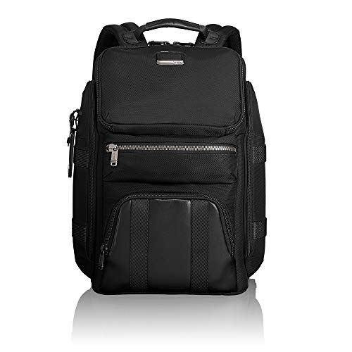 TUMI - Alpha Bravo Tyndall Utility Laptop Backpack - 15 Inch Computer Bag for Men and Women - Black