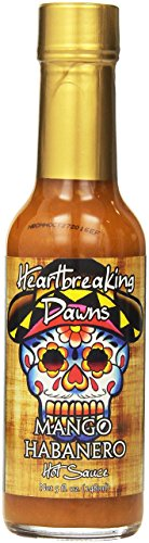 Heartbreaking Dawns Mango Habanero Hot Sauce