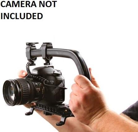 for Nikon Zoom Super Wide Angle AF 17-55mm f//2.8G ED-IF AF-S DX Quick Release Professional Black 72 Monopod//Unipod