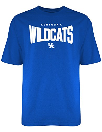 AA Kentucky Wildcats Men's Everlasting Tee, X-Large, Royal Blue ()