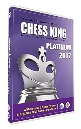 Chess King Platinum 2017 with Houdini 5