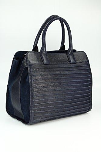 FredsBruder Große Liebe Handtasche blue_navy x