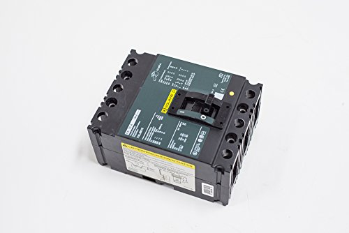 Circuit Breaker Square D Cat# FAL34100 100 amp 3 pole by Square D by Square D