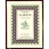 English Translation of the Meaning of Al-Quran, Muhammad Farooq-i-Azam Malik, 0911119779