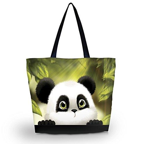 panda Sac à main pour Newplenty femme zq8XXw