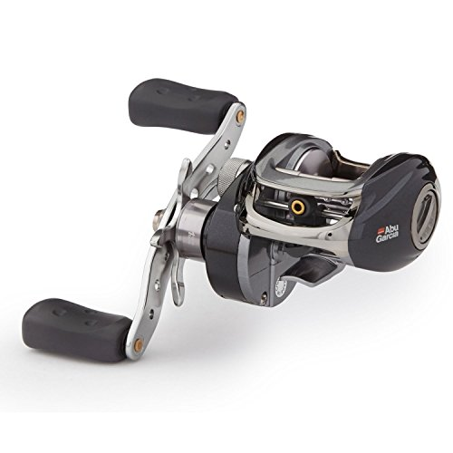 Abu Garcia Orra Winch Low-Profile Baitcast Fishing Reel