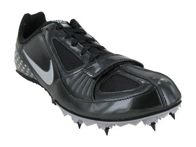 Nike Men's NIKE ZOOM RIVAL S 5 TRACK AND FIELD 8 (BLACK/METALLIC SILVER/WHITE) Review