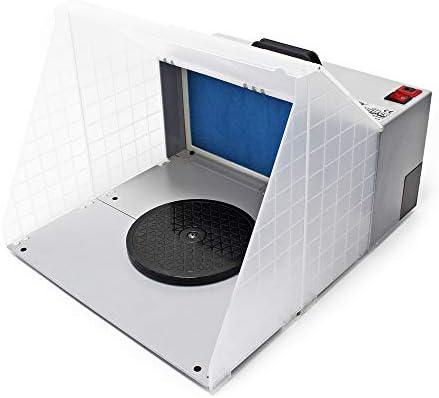 Equipo de aspiración doble para aerografía 6 m³/min filtro de ...