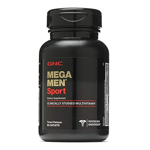 GNC Mega Men Sport