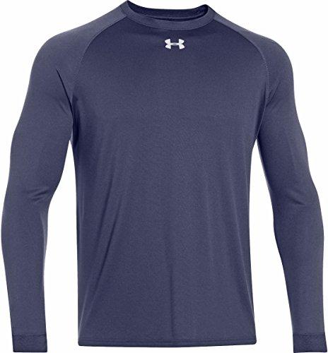 Under Armour Locker Long Sleeve T-Shirt Navy ()