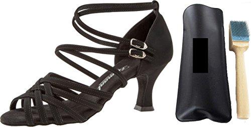 Diamant 108–060–040Femme Chaussures de Danse + Mc de Danse aufrauh Brosse