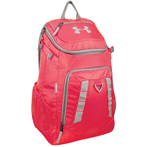 Men's Under Armour Undeniable Bat Pack Scarlet Size One Size (Under Armour Basketball Bag)