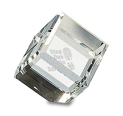Regalo ejecutivo: taza de papel personalizada. Cristal macizo ...