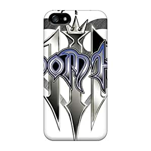 Iphone 5/5s TUd1847zJos Support Personal Customs Colorful Three Days Grace Series Shock Absorbent Hard Cell-phone Case -Marycase88