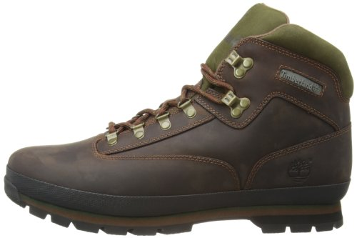 Timberland hombres 95100 Euro Hiker Boot,marrón,10 W