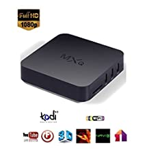 LONGYAO MXQ Android Box Amlogic S805 Quad Core 4K Smart TV Box 1GB/8GB Wifi DLNA Miracast Airplay HDMI Media Player