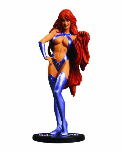 DC Direct Cover Girls of The DC Universe: Starfire Statue