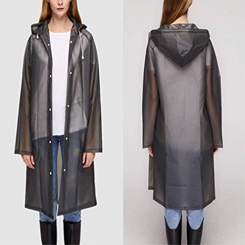Womens Rainwear Mens Motorcycle Riutilizzabile Rosa Hoody Eva Emergency Portable Raincoat Abbigliamento Adelina RdqO1xwZd