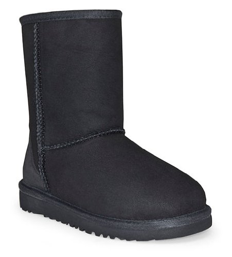 ugg-australia-womens-classic-short-black-sheepskin-boot-7-bm-us