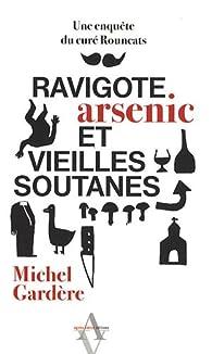 Book's Cover ofRavigote arsenic et vieilles soutanes